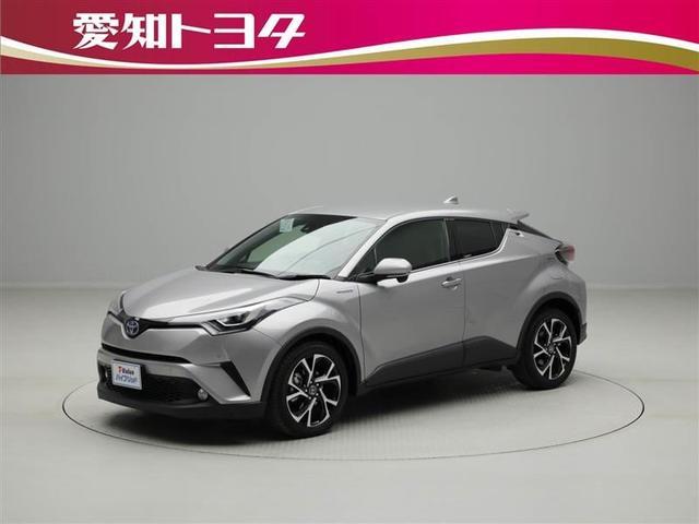 トヨタ C-HR HV G メモリーナビ フルセグ スマートキ- 後席モニター