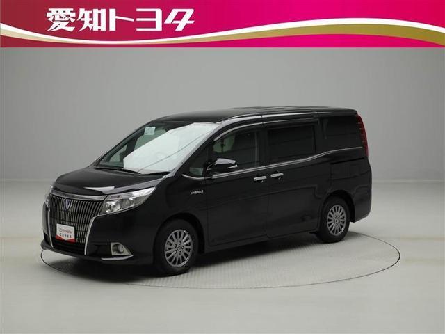 トヨタ エスクァイア ハイブリッドGi T-Connectナビ フルセグ クルコン