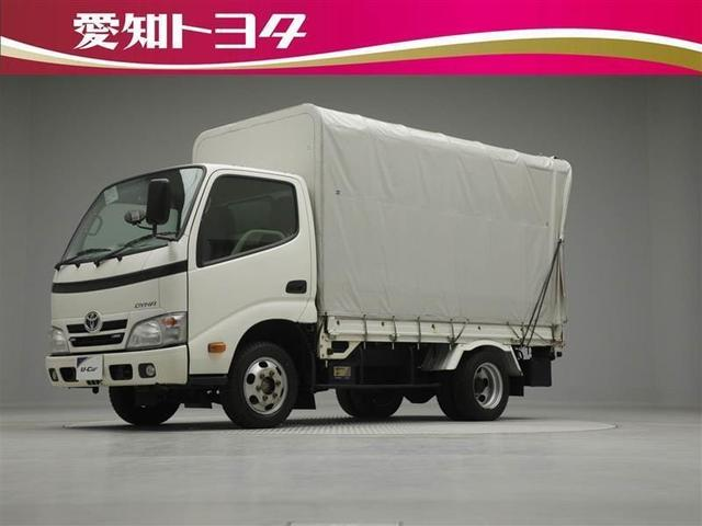 トヨタ 1.35t ロング モクセイ バックモニター ワンオーナー