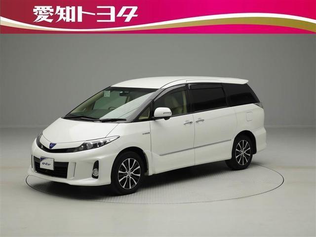 トヨタ アエラス 両側電動スライドドア バックモニター スマートキ-