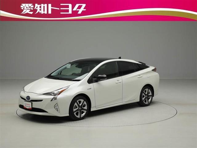 トヨタ Sセーフティプラス ワンオーナー T-Connectナビ