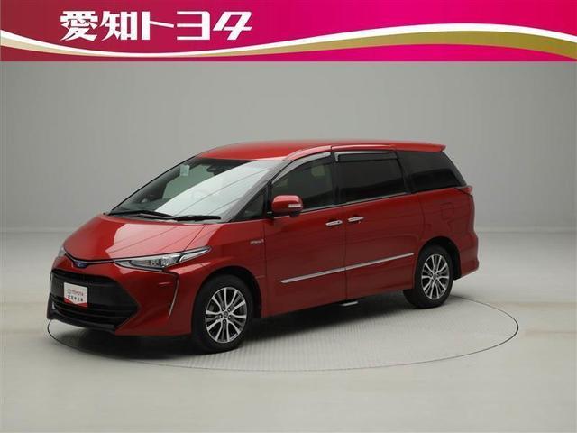 トヨタ アエラス プレミアム-G ドライブレコーダー スマートキ-