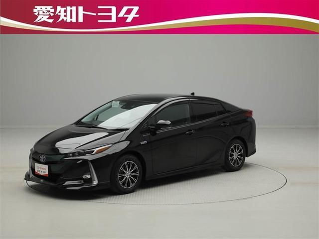 トヨタ プリウスPHV Aプレミアム ドライブレコーダー バックモニター 本革シート
