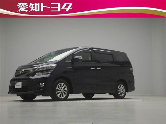 トヨタ ZR プレミアムシートエディション 4WD HDDナビ 本革