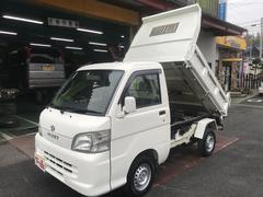 ハイゼットトラックPTO多目的ダンプ 5速マニュアル 4WD エアコンパワステ