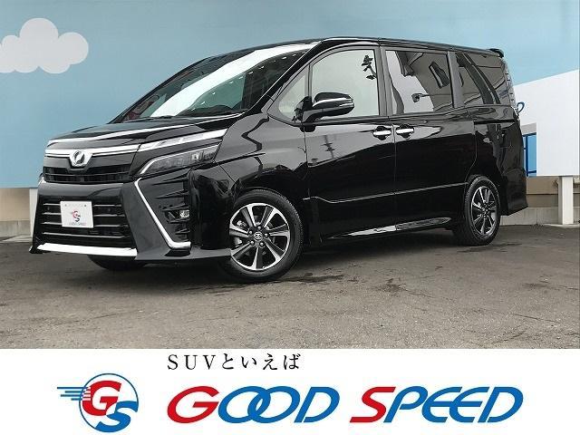 トヨタ ZS 煌II 新車 クリアランスソナ 両側電動ドア クルコン