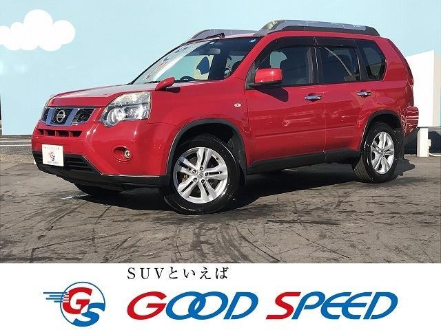 日産 20X SDナビTV シートヒーター インテリキー 4WD