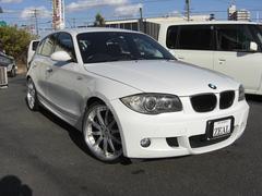 BMW116i キーレス 社外HDD 社外AW