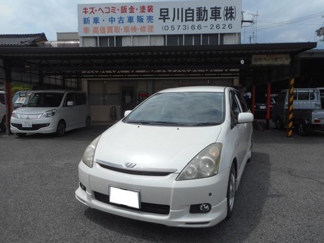 トヨタ X Sパッケージ ワンオーナー ナビ エアロ