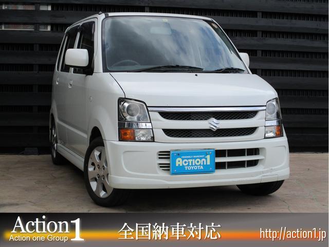 スズキ ワゴンR 250X 一年保証 純正HDDナビ HID フル...