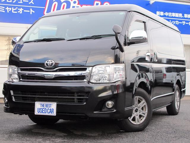 トヨタ 4D GLロング ナビTVカメラ パワースライドドア