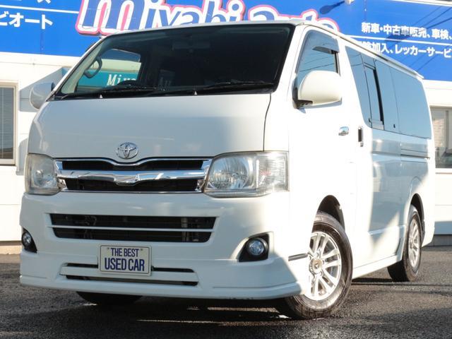 トヨタ 5D ロングDX GLパッケージ 4WD ワンオーナー