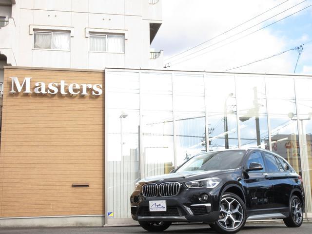 BMW xDrive 20i xライン インテリセーフ 純正ナビ