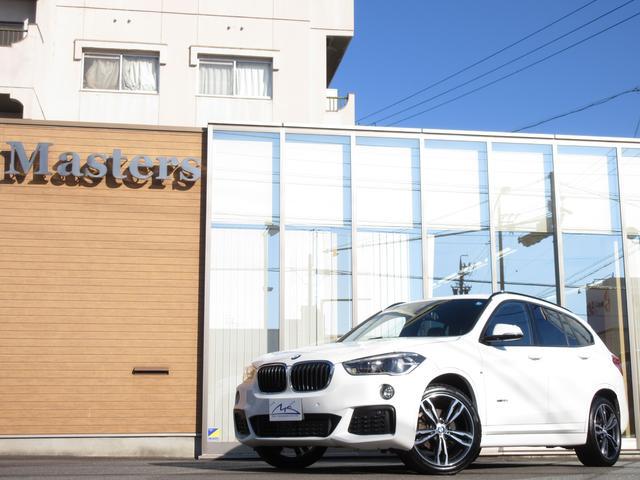 BMW xDrive18d Mスポーツ インテリセーフ Pバックドア