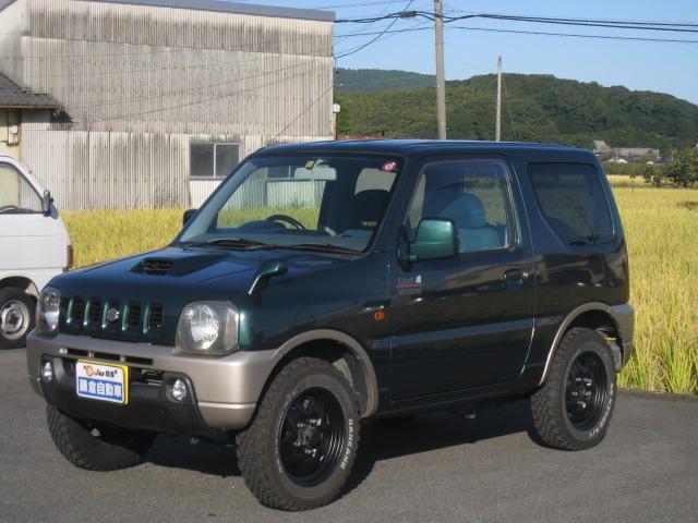 スズキ ランドベンチャー 4WD AT キーレス
