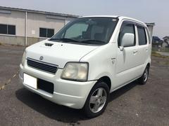 ワゴンRFX−T ナビ 軽自動車 ETC AT エアコン AW