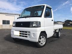 ミニキャブトラック5MT 軽トラック ホワイト