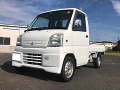 ミニキャブトラック4WD オートマ 軽トラック ホワイト 車検31年8月