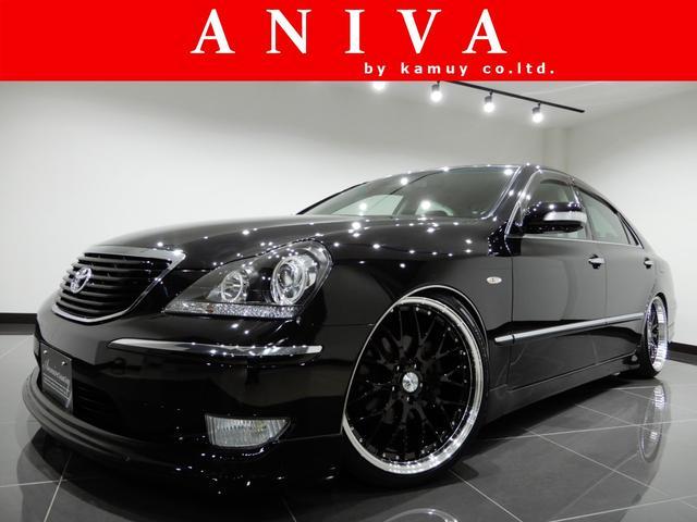 トヨタ C 黒革新品サスコン新品20AW新品フルエアロ新品イカリング