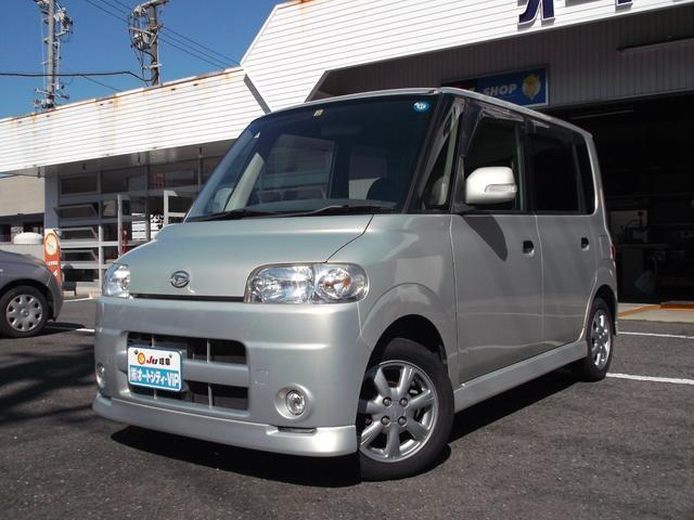 「ダイハツ」「タント」「コンパクトカー」「岐阜県」の中古車