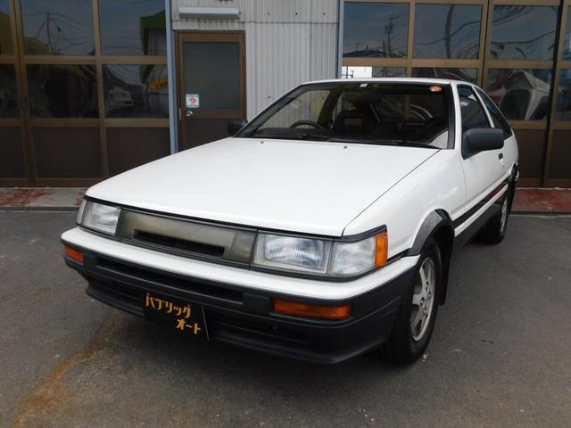 トヨタ GT APEX  オートマ パワステ オートエアコン
