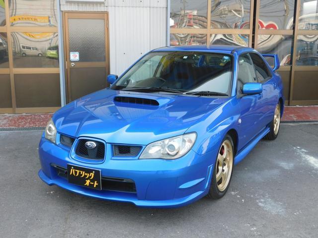 WRX WR-リミテッド 2005 限定車 5速マニュアル
