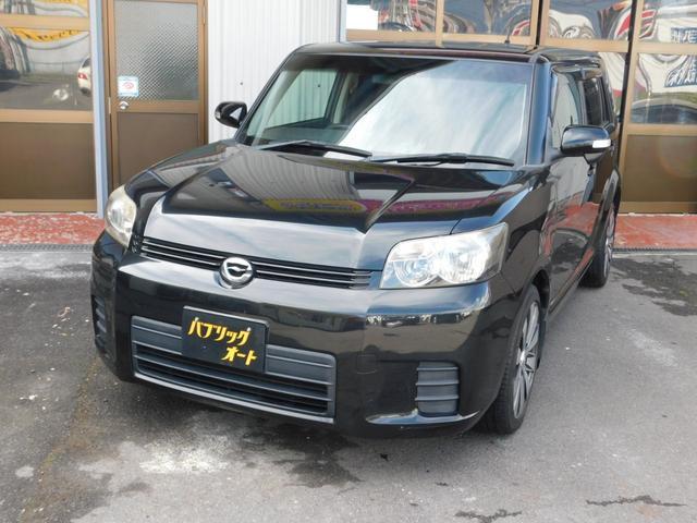 トヨタ カローラルミオン 1.5X ローダウン 17インチアルミ