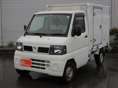 クリッパートラック冷蔵冷凍車 中温 −5℃設定