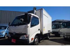 ダイナトラック冷蔵冷凍車 デンソー−22℃サイドドア 2室タイプ