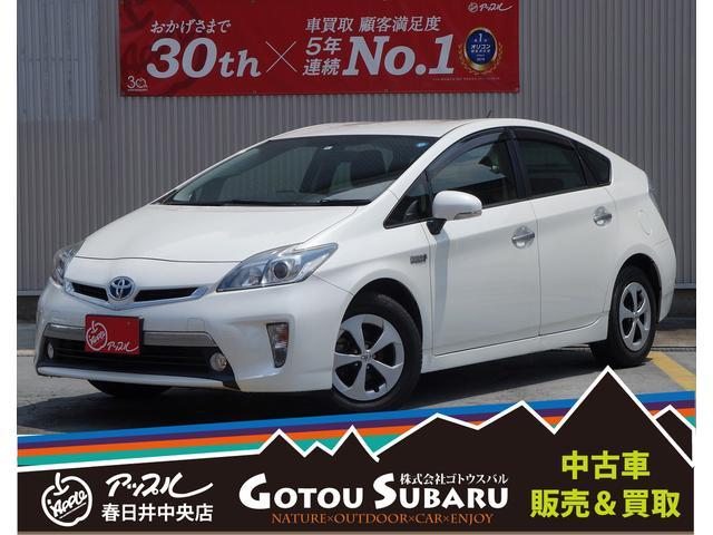 トヨタ S 純正HDDナビ/地デジ/リアカメラ/シートヒーター/禁煙