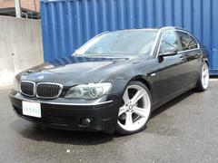 BMW750Liコンフォート・シアターPKG ブラックレザー SR