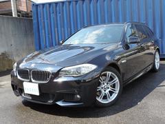 BMW523iツーリング Mスポーツパッケージ HDDナビ 地デジ