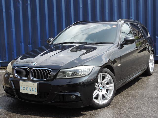 BMW 325iツーリング Mスポーツパッケージ HDDナビ