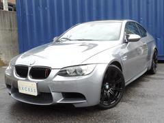 BMWM3クーペ 6MT 可変バルブ付マフラー カーボンスポイラー