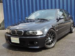 BMWM3 SMGII HDDナビ CSLプログラム ビル車高調