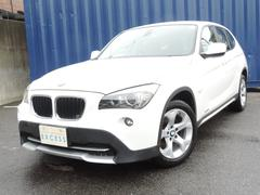 BMW X1sDrive 18i 純正HDDナビ DVD再生 HID