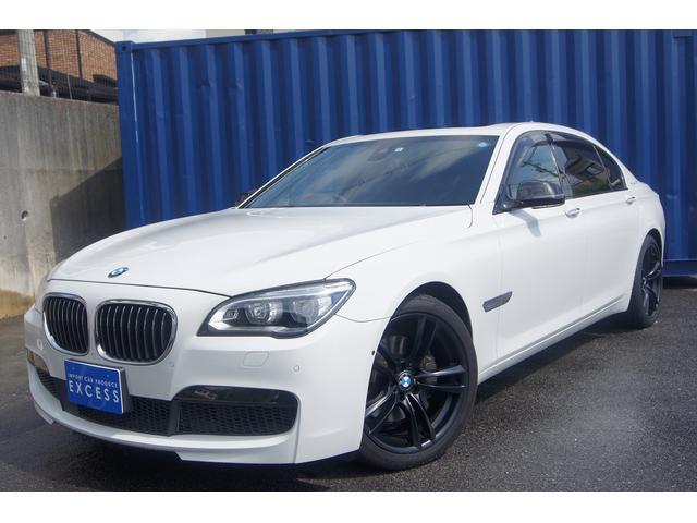 BMW アクティブハイブリッド7L Mスポーツパッケージ サンルーフ
