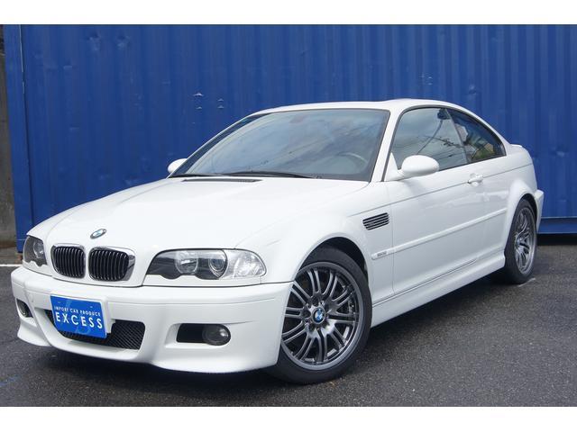 BMW M3 SMGII ブラックレザー サンルーフ 純正ナビ