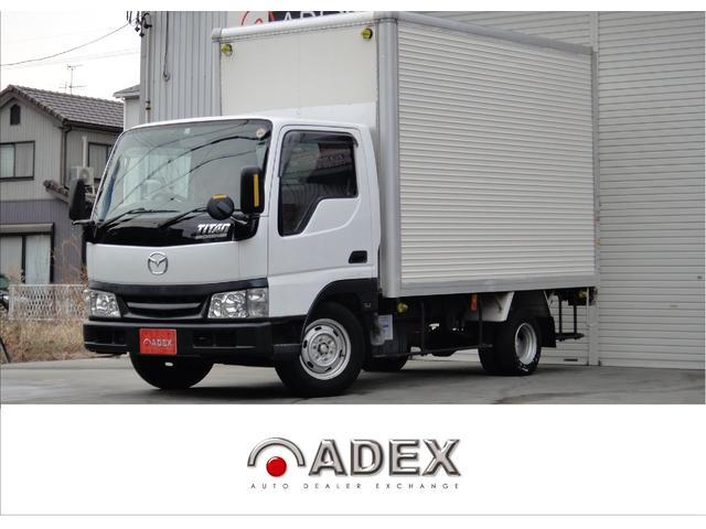 マツダ DX 1.35tアルミバンAT花屋仕様 花運搬車 ナビ地デジ