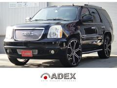GMC ユーコンデナリ4WD黒革SRジオバンナ26AW1ナンバーETC