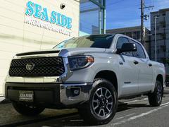 タンドラクルーマックス TRDオフロード4WD 2018年 TSS付