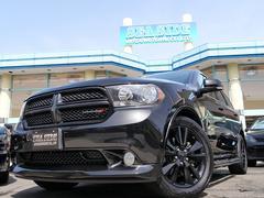 ダッジ・デュランゴRT 自社輸入新車並行車 R/T 4X4 5.7L HEMIエンジン ブラックレザーシート サイドステップ  1ナンバー普通貨物登録 自動車税年額16.000円 3ナンバーへの構造変更も可能です