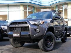 4ランナー VENTURE Special Edition 4X4 2021yモデル LEDヘッド&LEDフォグ TRD Wheel ブラックレザーシート サンルーフ