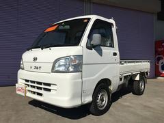 ハイゼットトラックエアコン・パワステ スペシャル 5速マニュアル 4WD