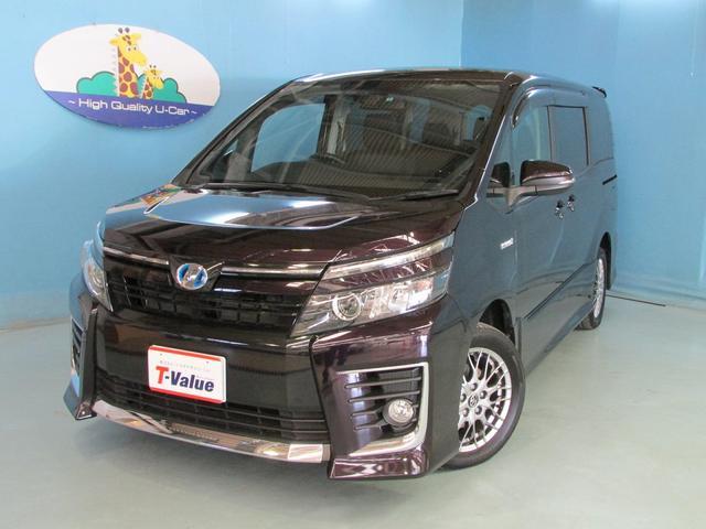 トヨタ ハイブリッドZS