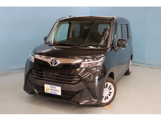 トヨタ タンク G 両側自動ドア Bカメラ クルコン シートヒーター