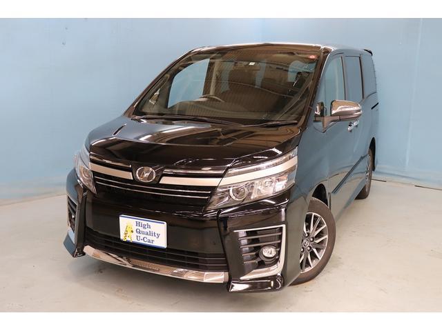 トヨタ ZS 煌II 4WD 両側電動ドア 衝突軽減ブレーキ Bカメラ ETC