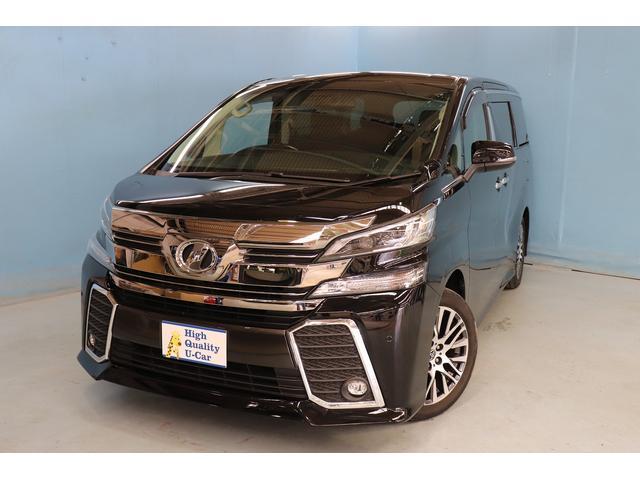 トヨタ ヴェルファイア 2.5Z Gエディション Bカメ 両側電動ドア クルコン 盗難防止装置 ETC オットマン