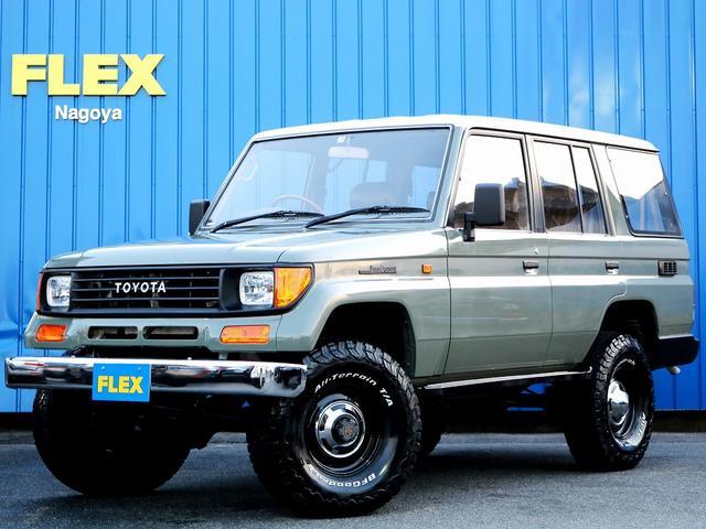 トヨタ SXワイド 2インチリフトUP オールペイントホワイト