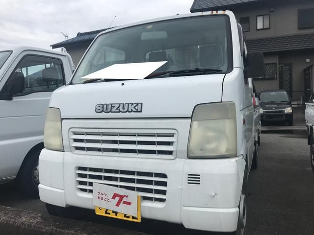 スズキ 4WD AT 軽トラック Tチェン